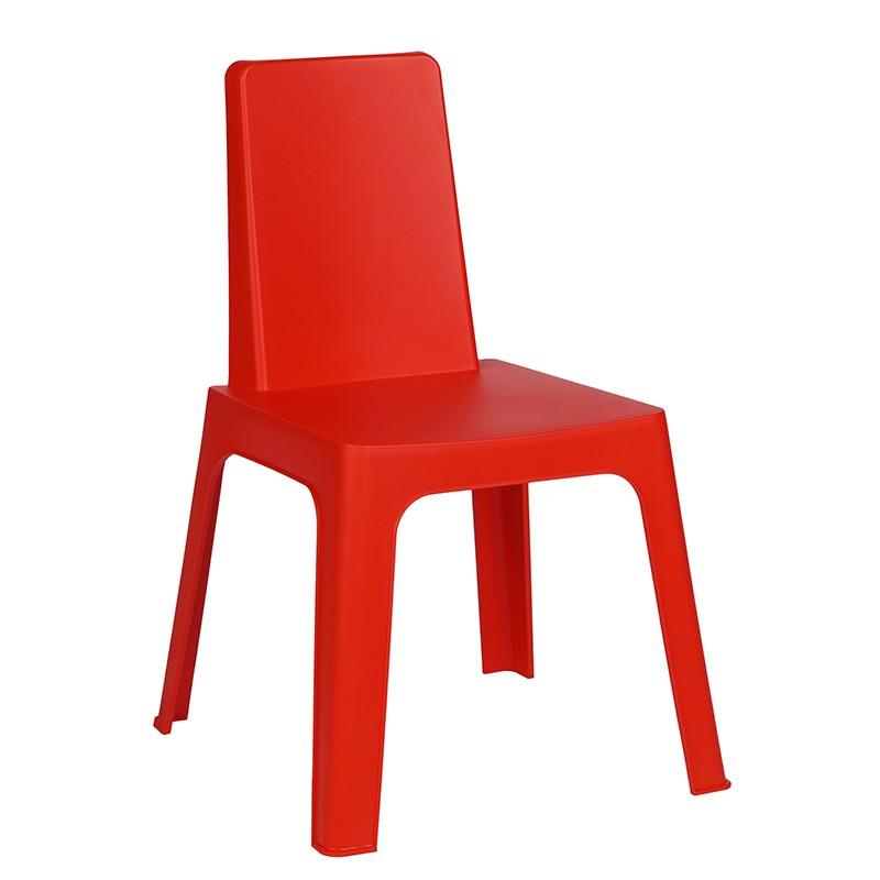 Set de 4 scaune pentru copii, uz exterior / interior Julieta, Cele mai noi produse 2021 a