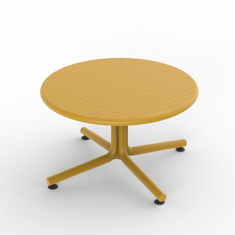 Masuta din polipropilena pentru exterior / interior Bini Lounge Table 70cm, Cele mai noi produse 2021 a
