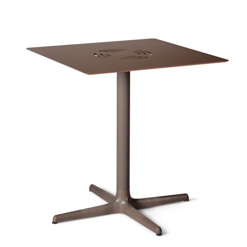 Masa pentru exterior / interior TOLEDO AIRE SQUARE TABLE, Cele mai noi produse 2021 a