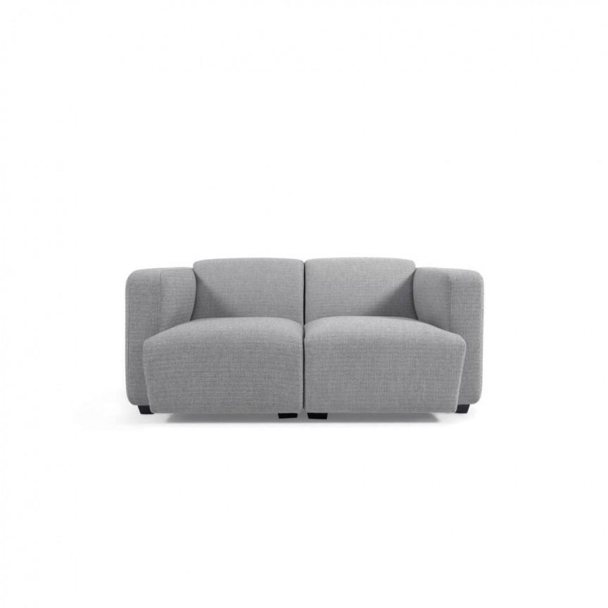 Canapea modulara cu 2 locuri design modern Legara, 160cm S754MN14 JG, Cele mai noi produse 2021 a
