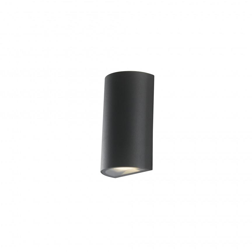 Aplica LED luminat exterior design modern IP54 ZONDA LED-W-ZONDA FE, Candelabre si Lustre moderne elegante⭐ modele clasice de lux pentru living, bucatarie si dormitor.✅ DeSiGn actual Top 2020!❤️Promotii lampi❗ ➽ www.evalight.ro. Oferte corpuri de iluminat suspendate pt camere de interior (înalte), suspensii (lungi) de tip lustre si candelabre, pendule decorative stil modern, clasic, rustic, baroc, scandinav, retro sau vintage, aplicate pe perete sau de tavan, cu cristale, abajur din material textil, lemn, metal, sticla, bec Edison sau LED, ieftine de calitate deosebita la cel mai bun pret. a