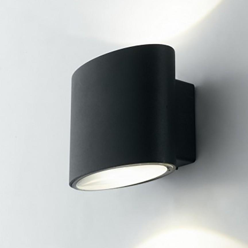 Aplica LED luminat exterior design modern IP54 BOXTER negru LED-W-BOXTER NER FE, Candelabre si Lustre moderne elegante⭐ modele clasice de lux pentru living, bucatarie si dormitor.✅ DeSiGn actual Top 2020!❤️Promotii lampi❗ ➽ www.evalight.ro. Oferte corpuri de iluminat suspendate pt camere de interior (înalte), suspensii (lungi) de tip lustre si candelabre, pendule decorative stil modern, clasic, rustic, baroc, scandinav, retro sau vintage, aplicate pe perete sau de tavan, cu cristale, abajur din material textil, lemn, metal, sticla, bec Edison sau LED, ieftine de calitate deosebita la cel mai bun pret. a