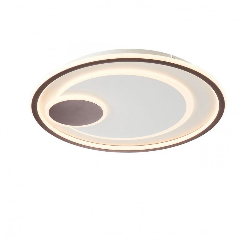 Plafoniera LED cu telecomanda design slim Circulon, Lustre cu LED si telecomanda⭐ modele moderne pentru iluminat cu LED dormitor, living si sufragerie.✅Design decorativ 2021!❤️Promotii lampi❗ ➽www.evalight.ro. Alege oferte la corpuri de iluminat cu telecomanda dimabile 3 functii cu lumina LED RGB si intensitate reglabila, ieftine si de lux, calitate deosebita la cel mai bun pret. a