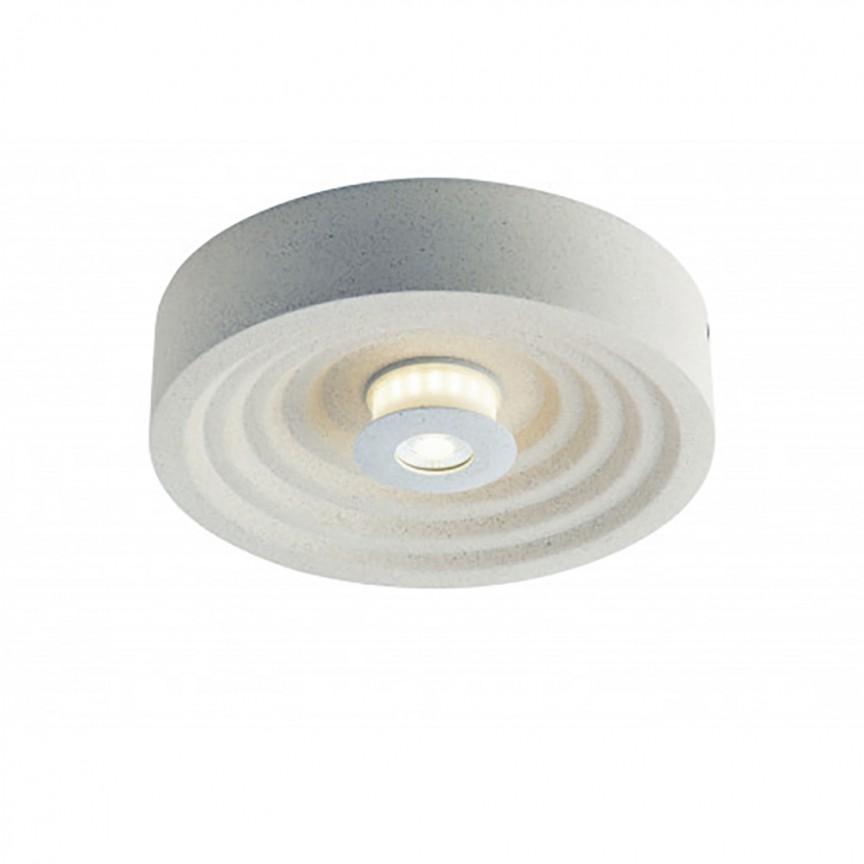 Plafoniera pentru iluminat exterior design modern IP44 AKRON, 23cm LED-VERTIGO-R23 FE, Plafoniere exterior⭐ lampi de iluminat exterior rustice, clasice, moderne pentru terasa casa.✅Design cu LED decorativ 2021!❤️Promotii online❗ Magazin➽www.evalight.ro. Alege oferte la corpuri de iluminat exterior rezistente la apa, tip aplice si spoturi aplicate pt tavan sau perete, solare cu senzori de miscare, metalice, abajur din sticla cu decor ornamental, ieftine si de lux, calitate deosebita la cel mai bun pret. a