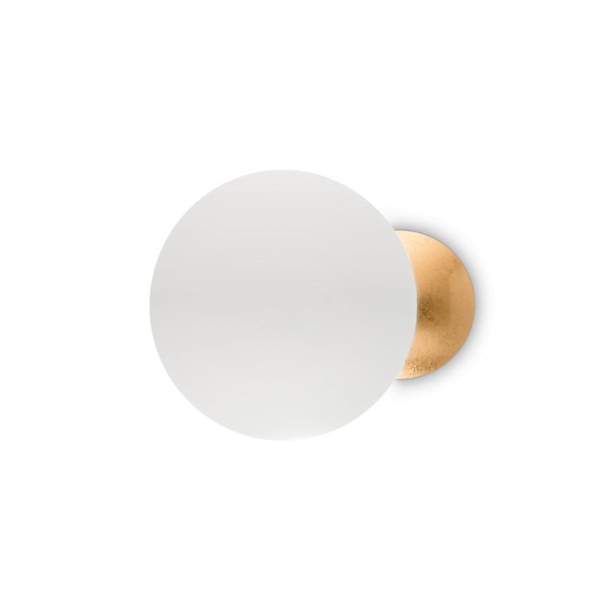 Aplica de perete LED design modern ECLISSI SMALL, Aplice de perete LED, moderne⭐ modele potrivite pentru dormitor, living, baie, hol, bucatarie.✅DeSiGn LED decorativ 2021!❤️Promotii lampi❗ ➽ www.evalight.ro. Alege oferte NOI corpuri de iluminat cu LED pt interior, elegante din cristal (becuri cu leduri si module LED integrate cu lumina calda, naturala sau rece), ieftine si de lux, calitate deosebita la cel mai bun pret.  a