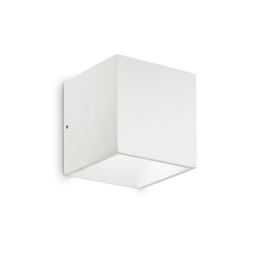 Aplica LED ambientala design modern RUBIK AP1 D10 BIANCO 3000K, Aplice de perete minimaliste, LED⭐ modele moderne potrivite pentru dormitor, living, baie, hol, bucatarie.✅Design NOU 2021!❤️Promotii lampi❗ ➽ www.evalight.ro. Alege oferte la corpuri de iluminat interior tip lustra in stil minimalist, (plafoniera) spoturi aplicate pe perete sau tavan (plafon) pt camere casa, cu lumina ambientala, din (sticla,lemn,inox, crom), cu intrerupator, ieftine si simple, calitate deosebita la cel mai bun pret. a