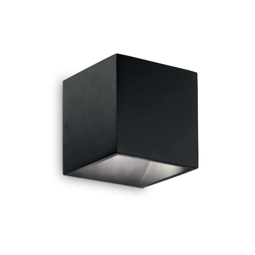 Aplica LED ambientala design modern RUBIK AP1 D10 NERO 3000K, Aplice de perete minimaliste, LED⭐ modele moderne potrivite pentru dormitor, living, baie, hol, bucatarie.✅Design NOU 2021!❤️Promotii lampi❗ ➽ www.evalight.ro. Alege oferte la corpuri de iluminat interior tip lustra in stil minimalist, (plafoniera) spoturi aplicate pe perete sau tavan (plafon) pt camere casa, cu lumina ambientala, din (sticla,lemn,inox, crom), cu intrerupator, ieftine si simple, calitate deosebita la cel mai bun pret. a
