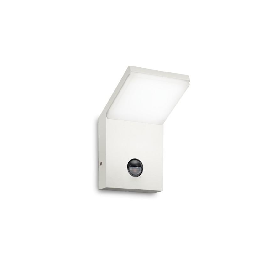 Aplica de exterior cu protectie IP54 STYLE AP SENSOR BIANCO 3000K, Iluminat cu senzor de miscare, LED⭐ modele stil decorativ potrivite pentru iluminat exterior casa, gradina si terasa.✅Design ornamental 2021!❤️Promotii lampi exterior cu senzor de miscare❗ Magazin online➽www.evalight.ro. Alege oferte la corpuri de iluminat exterior cu senzor de miscare, tip aplice exterior de perete sau tavan, plafoniere exterior, proiectoare LED fatade cladiri, stalpi iluminat si felinare cu lumina ambientala, moderne, clasice, rustice si traditionale, cu aspect retro sau vintage, industrial, solare cu panou solar, cu bec LED economic, pt iluminare curte, alei, foisoare, ieftine si de lux, calitate la cel mai bun pret. a