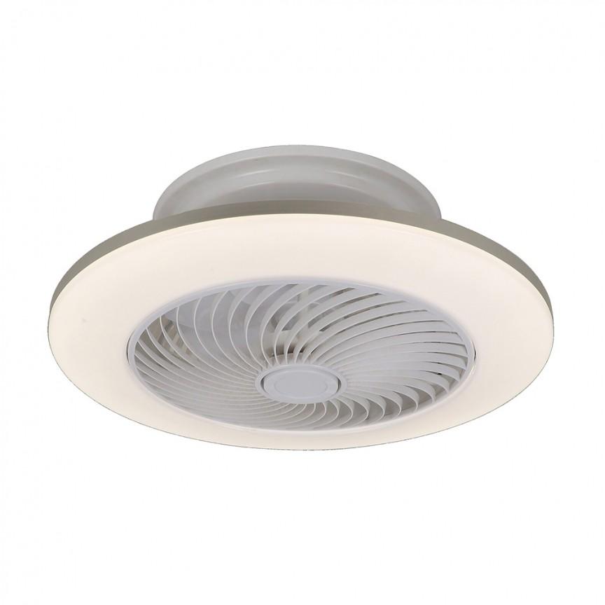 Lustra LED cu ventilator si telecomanda design modern Dalfon, 55cm 6710 RX, Lustre cu ventilator de tavan⭐ modele NOI 2021✅ ventilatoare moderne cu sisteme de iluminat LED (lumina) si telecomanda.❤️Promotii lampi❗ ➽www.evalight.ro. Oferte la corpuri de iluminat si candelabre cu ventilator profesionale, aplicate de plafon sau perete pentru orice camera din casa: living, baie, bucatarie, dormitor, birou, ieftine sau de lux, calitate premium la cel mai bun pret! a