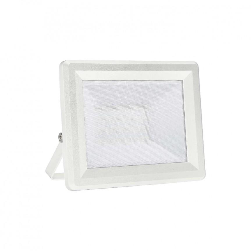 Proiector LED exterior IP65 FLOOD 30W WH, Proiectoare LED exterior⭐ iluminat arhitectural ambiental pentru fatade cladiri si casa.✅Design decorativ ornamental 2021!❤️Promotii lampi❗ Magazin➽www.evalight.ro. Alege oferte la corpuri de iluminat tip proiector cu reflector si senzor de miscare, sisteme de mare putere cu panou solar cu LED-uri, aplice, spoturi aplicate de perete sau tavan, stalpi si tarusi, profesionale de calitate la cel mai bun pret. a