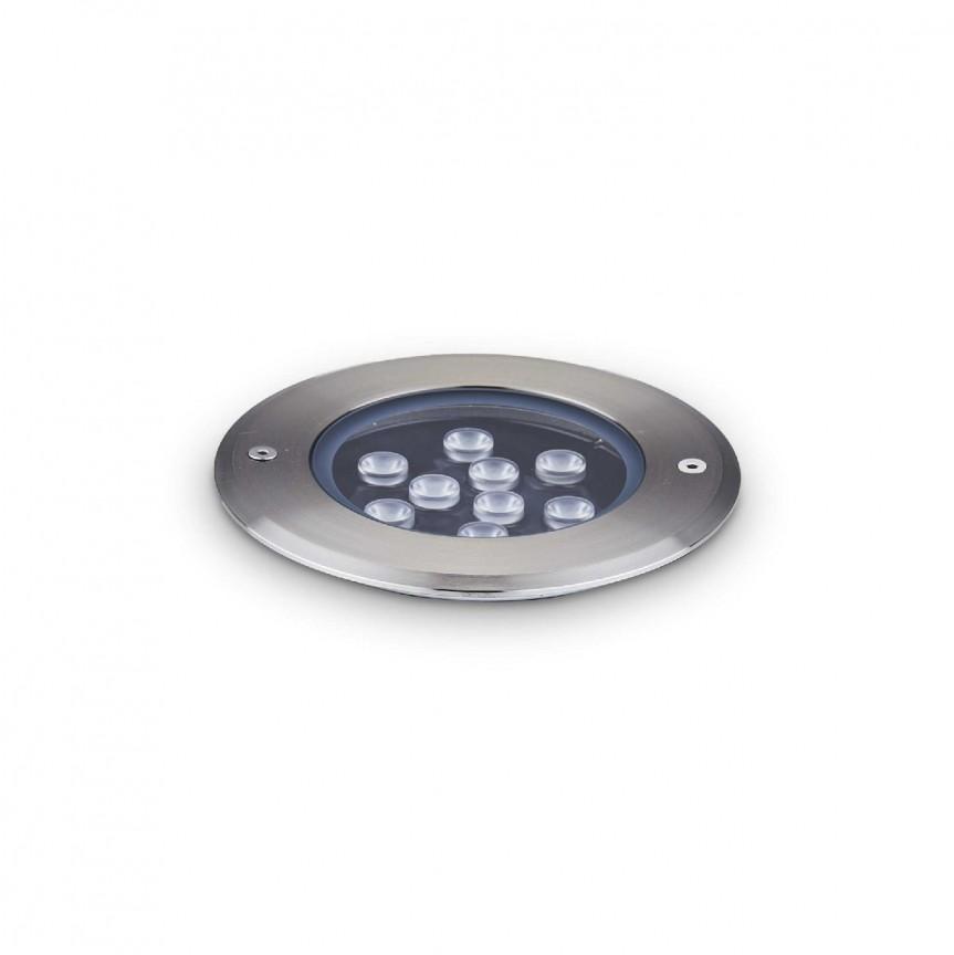Spot LED incastrabil pamant iluminat exterior IP67 FLOOR D14, Cele mai noi produse 2021 a