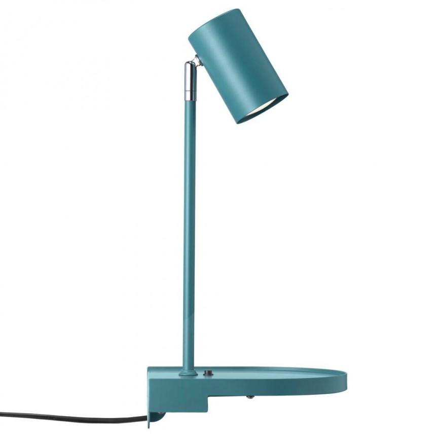Aplica LED de perete, directionabila, port usb, design modern CODY verde 2112001023 NL, Cele mai noi produse 2021 a