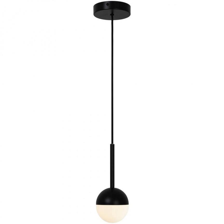 Pendul design modern CONTINA negru 2113153003 NL, Cele mai noi produse 2021 a