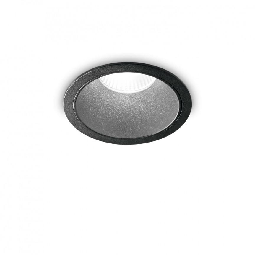 Spot LED incastrabil GAME FI1 ROUND negru / negru, Cele mai noi produse 2021 a