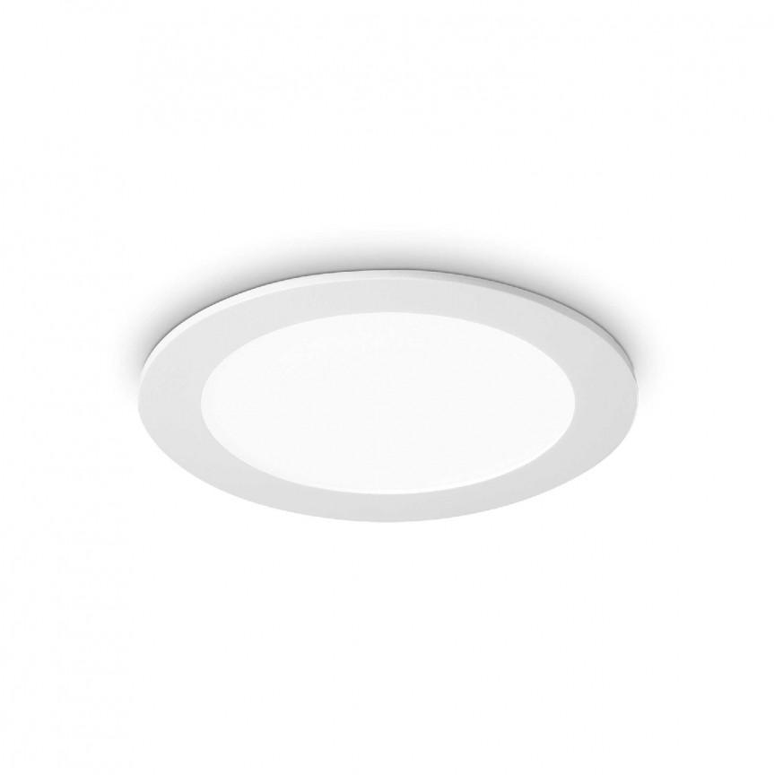 Spot incastrabil LED GROOVE 20W ROUND 4000K, Cele mai noi produse 2021 a