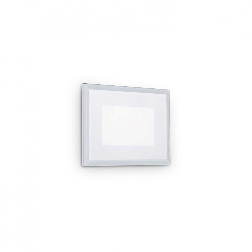Spot LED incastrabil iluminat ambiental exterior IP65 INDIO 05W, Spoturi incastrate exterior LED⭐ modele de tip spot potrivite pentru iluminare terasa, gradina, curte, casa. ✅ Design actual 2021!❤️Promotii lampi incastrate de exterior❗ ➽ www.evalight.ro. Alege oferte la corpuri de iluminat exterior incastrat rezistente la apa, directionabile cu lumina ambientala reglabila, montate in perete, tavan, ingropate in pavaj si pardoseala si pamant, scari si trepte beton, forme (rotunde si patrate,), ieftine de calitate la cel mai bun pret. a