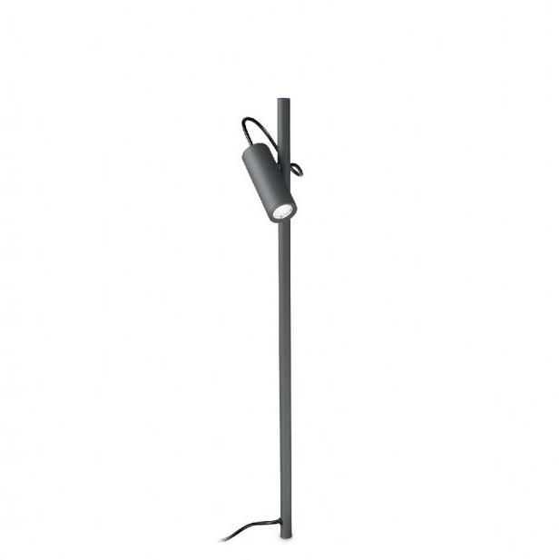 Lampa LED tip stalp iluminat exterior HUB PT SMALL ANTRACITE, H-74,5cm, 3000k, Proiectoare LED de exterior cu tarus⭐ iluminat ambiental pentru curte gradina, fatada casa.✅Design decorativ ornamental 2021!❤️Promotii lampi❗ Magazin➽www.evalight.ro. Alege oferte la corpuri de iluminat tip stalpi cu tarus proiector, reflector cu senzor de miscare, sisteme de mare putere cu panou solar cu LED-uri, profesionale de calitate la cel mai bun pret. a