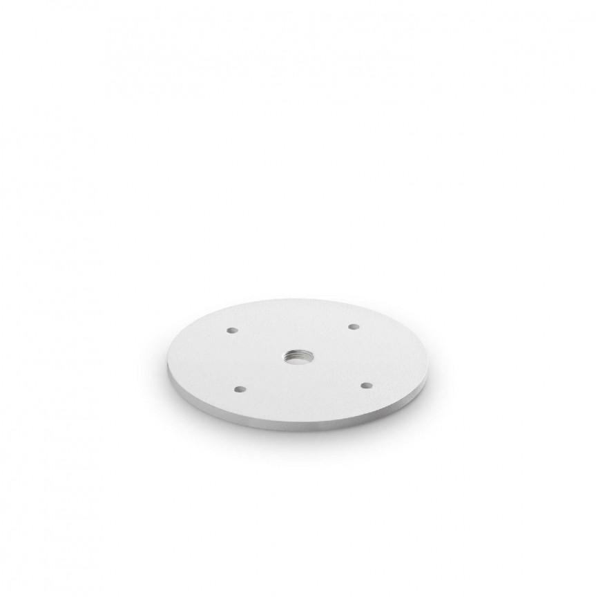 Baza pt stalp iluminat exterior HUB BASE BIANCO, Accesorii Corpuri de iluminat piese de schimb pentru Lustre de interior si exterior.⭐Cumpara online✅ Livrare Rapida!❤️Promotii la accesorii pt lampi❗ Abajururi de rezerva si cabluri potrivite pentru candelabre, pendule suspendate, aplice de perete, plafoniere de tavan, spoturi LED incastrate si aplicate, veioze de masa si birou, lampadare de podea, drivere si conectori sina, dulii si transformatoare electrice. Alege oferte speciale la accesorile de iluminat din casa: baie, living, bucatarie, dormitor, terasa, hol, balcon si gradina❗ Cele mai bune componente de iluminat tehnic pt surse de iluminat, kituri de suspensie, benzi LED, brate, elemente decorative cristal si farfurioare din material (ceramica, sticla, plastic, aluminiu, tesatura, textil, metal, lemn), proiectoare si reflectoare pt spot-uri reglabile cu flux luminos directionabil, ieftine si de lux, cu garantie si de calitate deosebita. Cumpara la comanda sau din stoc, oferte si reduceri speciale cu vanzare rapida din magazine la cele mai bune preturi. Te aşteptăm sa admiri calitatea superioara a produselor noastre live în showroom-urile noastre din Bucuresti si Timisoara❗ a