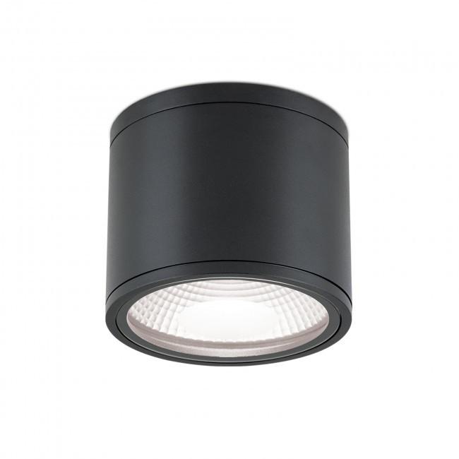 Spot LED aplicat cu protectie la umiditate IP65, SPUTNIK 14,5cm, negru, Plafoniere exterior⭐ lampi de iluminat exterior rustice, clasice, moderne pentru terasa casa.✅Design cu LED decorativ 2021!❤️Promotii online❗ Magazin➽www.evalight.ro. Alege oferte la corpuri de iluminat exterior rezistente la apa, tip aplice si spoturi aplicate pt tavan sau perete, solare cu senzori de miscare, metalice, abajur din sticla cu decor ornamental, ieftine si de lux, calitate deosebita la cel mai bun pret. a