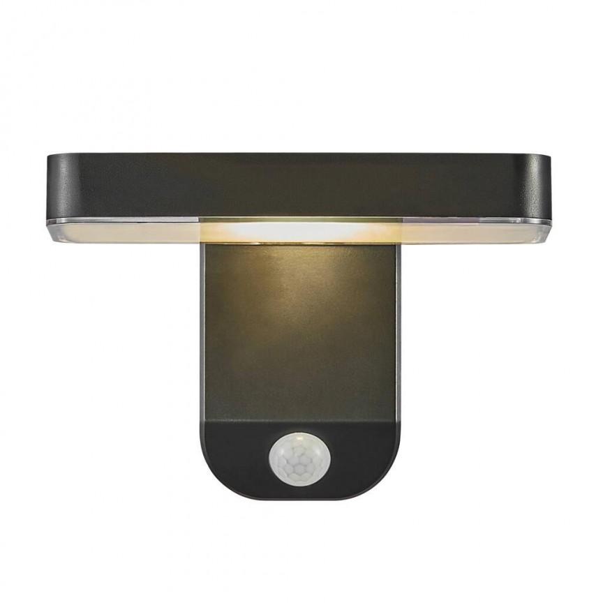 Aplica LED solara de perete, cu senzor de miscare, design modern, IP44 RICA SQUARE 2118161003 NL, Iluminat cu senzor de miscare, LED⭐ modele stil decorativ potrivite pentru iluminat exterior casa, gradina si terasa.✅Design ornamental 2021!❤️Promotii lampi exterior cu senzor de miscare❗ Magazin online➽www.evalight.ro. Alege oferte la corpuri de iluminat exterior cu senzor de miscare, tip aplice exterior de perete sau tavan, plafoniere exterior, proiectoare LED fatade cladiri, stalpi iluminat si felinare cu lumina ambientala, moderne, clasice, rustice si traditionale, cu aspect retro sau vintage, industrial, solare cu panou solar, cu bec LED economic, pt iluminare curte, alei, foisoare, ieftine si de lux, calitate la cel mai bun pret. a