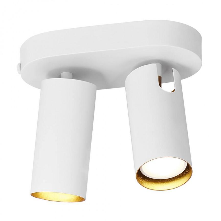 Plafoniera cu 2 spoturi design modern MIMI alb 2120456001 NL, Aplice aplicate perete sau tavan cu spoturi, LED⭐ modele moderne corpuri de iluminat tip spoturi pe bara.✅Design decorativ 2021!❤️Promotii lampi❗ ➽ www.evalight.ro. Alege oferte aplice de iluminat interior, lustre si plafoniere cu 2 spoturi cu lumina LED si directie reglabila, spot orientabil cu intrerupator, simple si ieftine de calitate la cel mai bun pret. a