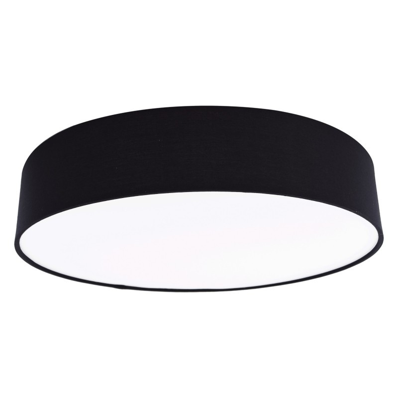 Plafoniera LED moderna design slim MOON negru 33W, Cele mai noi produse 2021 a