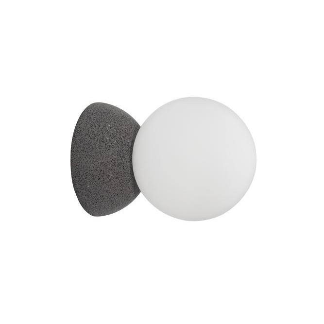 Aplica de perete design modern ZERO beton gri NVL-9577012, Cele mai noi produse 2021 a
