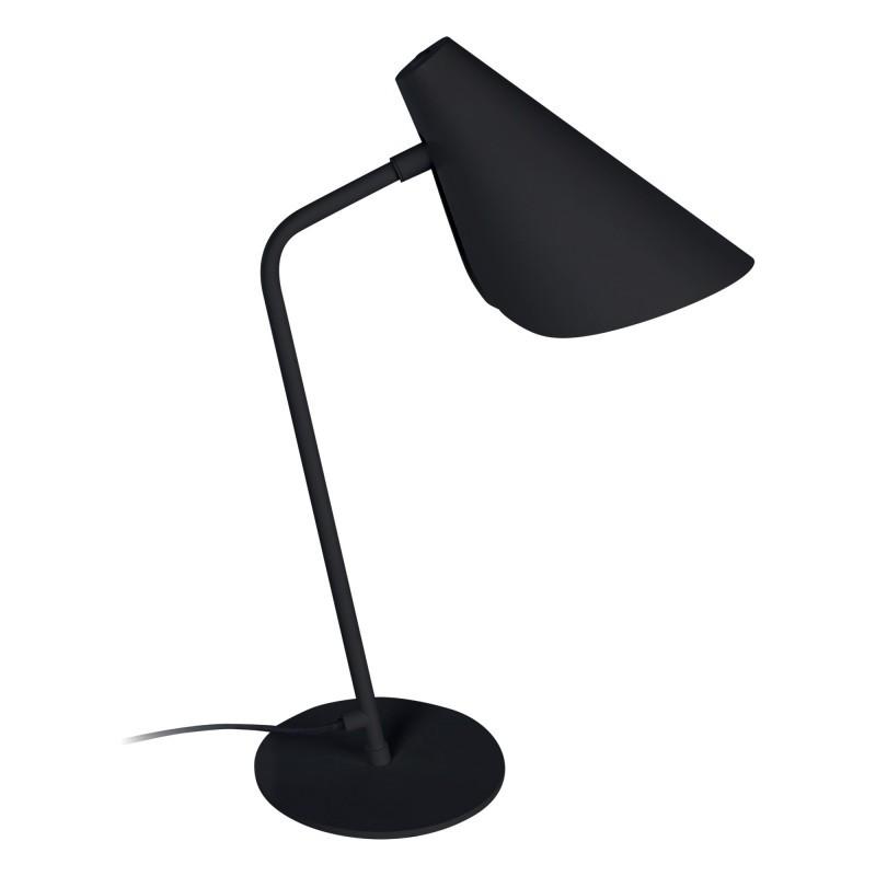 Lampa de masa design modern minimalist LISBOA negru, Cele mai noi produse 2021 a