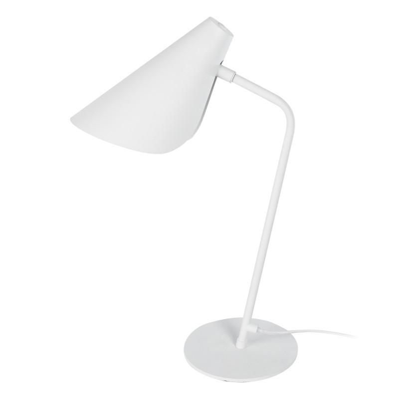 Lampa de masa design modern minimalist LISBOA alba, Cele mai noi produse 2021 a