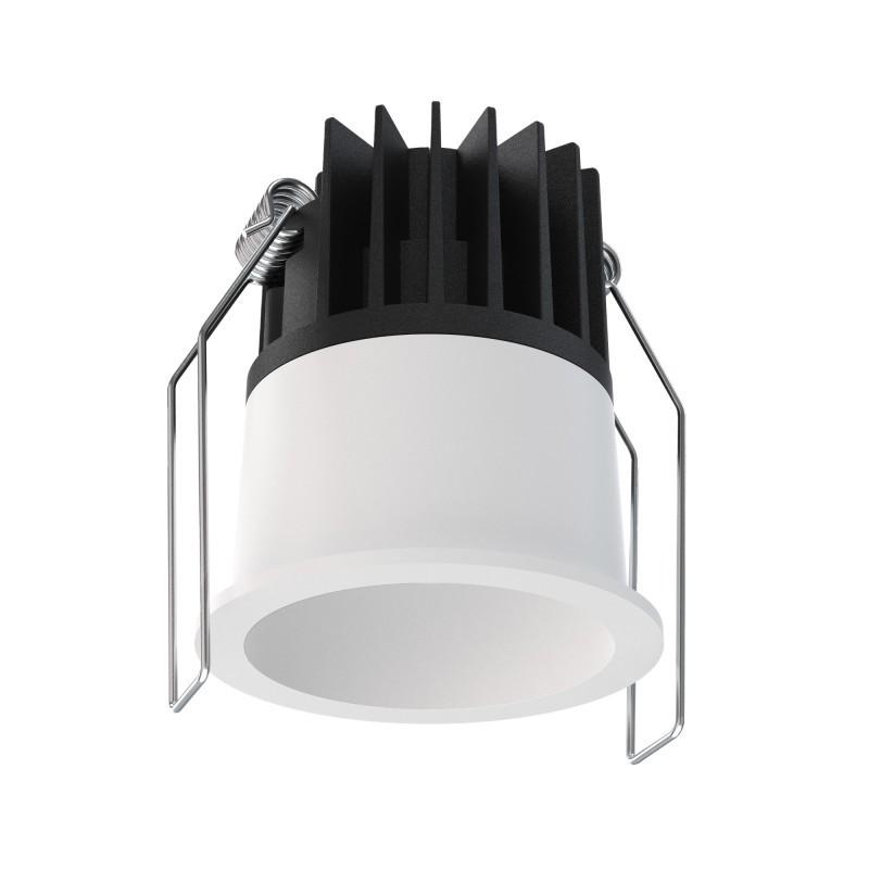 Mini Spot LED incastrabil tavan / plafon Dotfix alb 15W 36º, Spot cu LED incastrabil, aplicat⭐ corp de iluminat incastrat pentru tavan fals rigips, baie, mobila.✅Design LED decorativ 2021!❤️Promotii lampi❗ Magazin ➽ www.evalight.ro. Alege corpuri de iluminat de interior tip spot LED dimabil variator, rama rotunda sau patrata, cu lumina calda, alba rece sau neutra, montare in tavan, perete, scari, pardoseala, ieftine de calitate la cel mai bun pret. a
