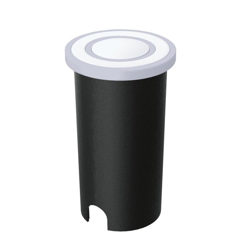 Mini Spot LED incastrabil scari / perete exterior ARIS alb, Spoturi incastrate exterior LED⭐ modele de tip spot potrivite pentru iluminare terasa, gradina, curte, casa. ✅ Design actual 2021!❤️Promotii lampi incastrate de exterior❗ ➽ www.evalight.ro. Alege oferte la corpuri de iluminat exterior incastrat rezistente la apa, directionabile cu lumina ambientala reglabila, montate in perete, tavan, ingropate in pavaj si pardoseala si pamant, scari si trepte beton, forme (rotunde si patrate,), ieftine de calitate la cel mai bun pret. a