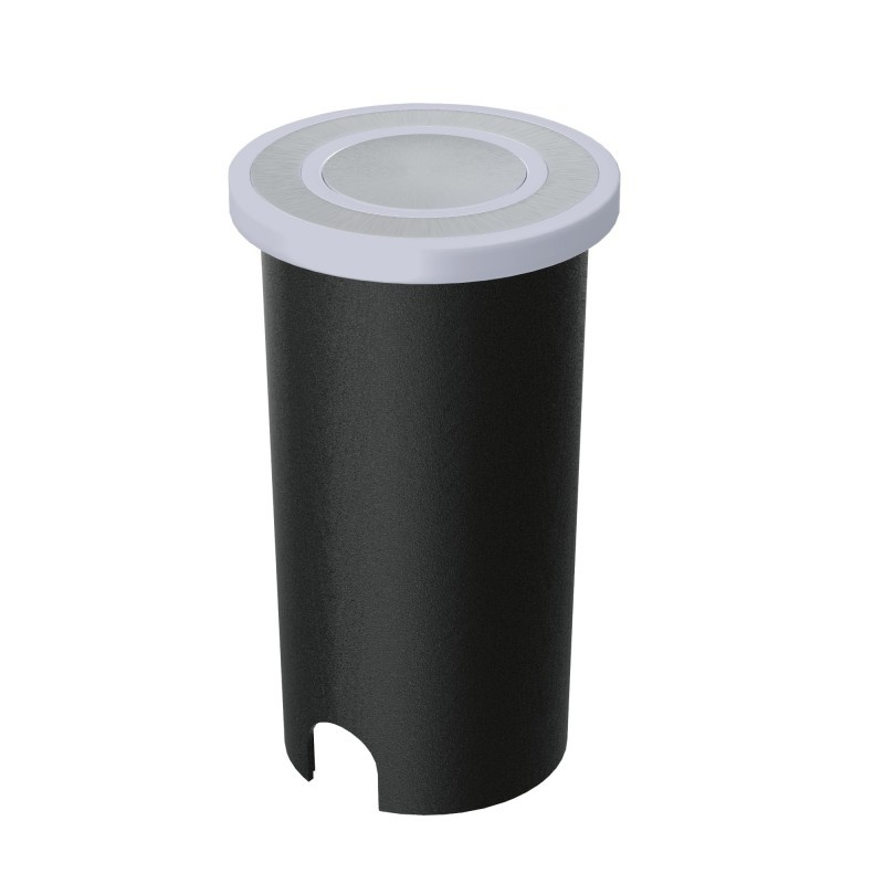 Mini Spot LED incastrabil scari / perete exterior ARIS aluminiu, Spoturi incastrate exterior LED⭐ modele de tip spot potrivite pentru iluminare terasa, gradina, curte, casa. ✅ Design actual 2021!❤️Promotii lampi incastrate de exterior❗ ➽ www.evalight.ro. Alege oferte la corpuri de iluminat exterior incastrat rezistente la apa, directionabile cu lumina ambientala reglabila, montate in perete, tavan, ingropate in pavaj si pardoseala si pamant, scari si trepte beton, forme (rotunde si patrate,), ieftine de calitate la cel mai bun pret. a