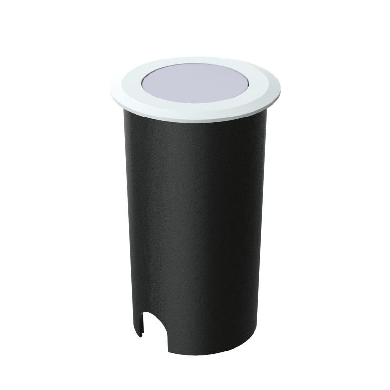 Mini Spot LED incastrabil scari / perete exterior INMA alb, Spoturi incastrate exterior LED⭐ modele de tip spot potrivite pentru iluminare terasa, gradina, curte, casa. ✅ Design actual 2021!❤️Promotii lampi incastrate de exterior❗ ➽ www.evalight.ro. Alege oferte la corpuri de iluminat exterior incastrat rezistente la apa, directionabile cu lumina ambientala reglabila, montate in perete, tavan, ingropate in pavaj si pardoseala si pamant, scari si trepte beton, forme (rotunde si patrate,), ieftine de calitate la cel mai bun pret. a