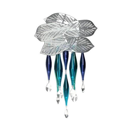 Aplica de perete moderna Vision design LUX cristale Exclusive HARMONY, Aplice de perete Cristal Bohemia⭐ modele deosebite din cristal Bohemia autentic din Cehia❗ ✅Design unicat Premium Top 2021!❤️Promotii lampi cristal❗ ➽ www.evalight.ro. Alege oferte la corpuri de iluminat de perete tip aplica din cristal, pt camere interioare elegante de lux, decorate in stil Baroc, clasice si moderne dar si traditionale, realizate din decoratiuni de sticla si din cristal slefuit manual, abajur de material textil, brate tip lumanare cu bec-uri cu filament normal, vintage Edison sau LED, din metale pretioase  de culoarea alamei lustruite (chiar si aur de 24 carate) sau din nichel (argint), finisaj bronz antique, potrivite pt iluminare camere (living, dormitor, bucatarie, sufragerie, hol), de calitate înalta la cel mai bun pret. a