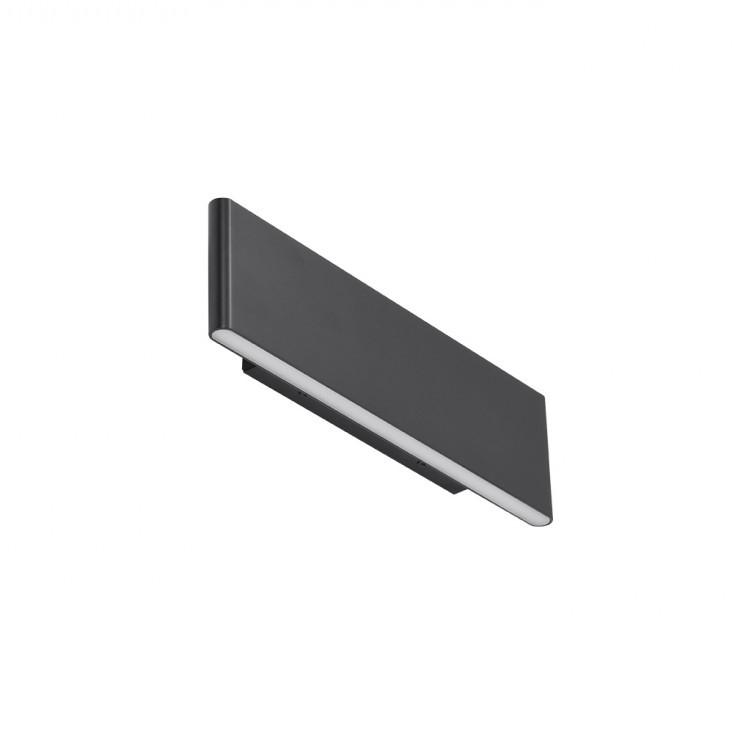 Aplica LED moderna design minimalist NORMAN black M, Cele mai noi produse 2021 a