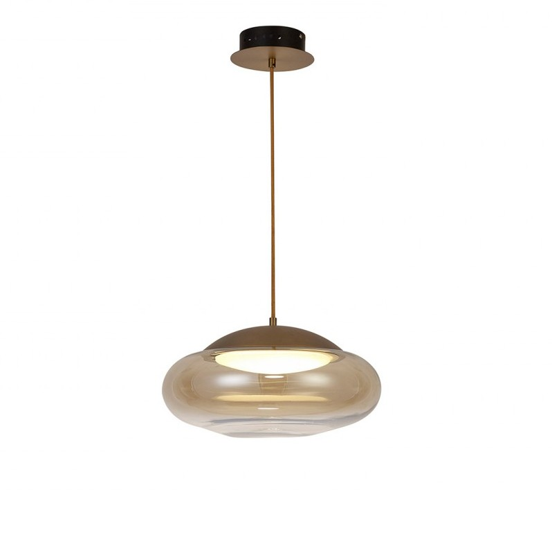 Lustra / Pendul LED design modern Ø38cm Helena C, Cele mai noi produse 2021 a