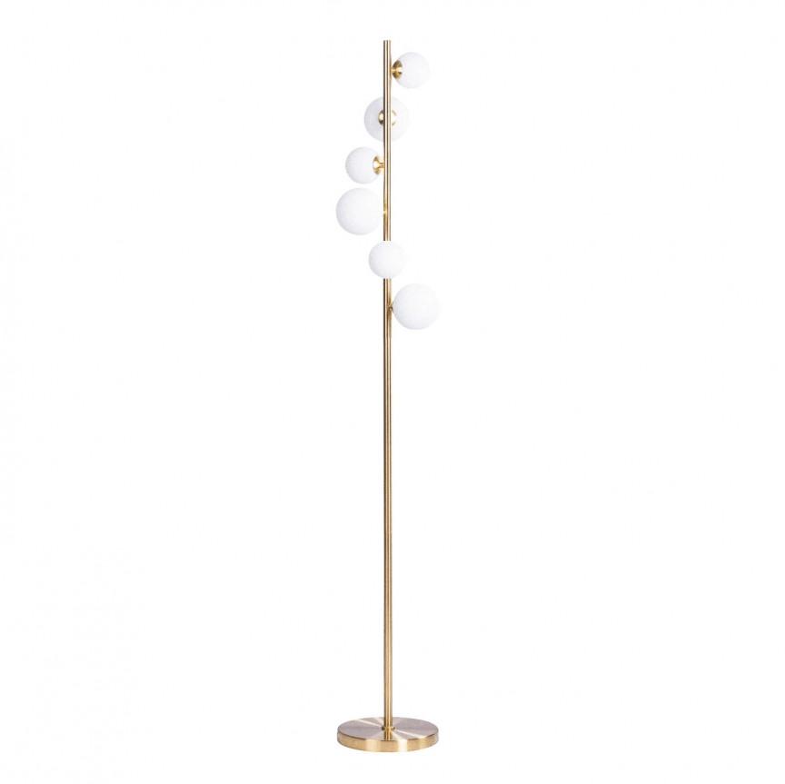 Lampadar / Lampa de podea design modern SYBILLA gold, Cele mai noi produse 2021 a