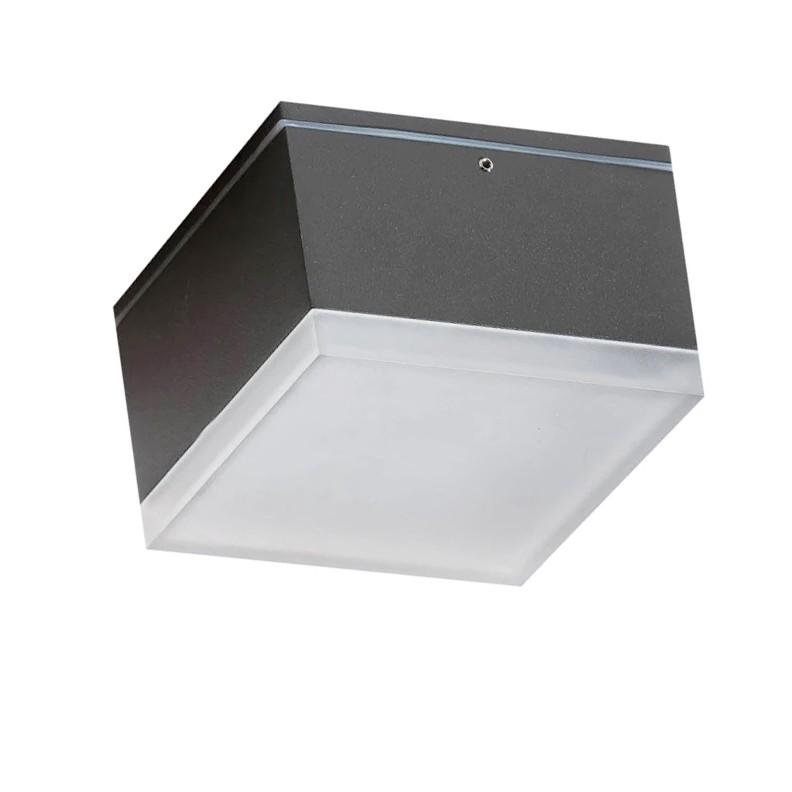 Spot LED aplicat pentru exterior IP54 APULIA S DGR, Plafoniere exterior⭐ lampi de iluminat exterior rustice, clasice, moderne pentru terasa casa.✅Design cu LED decorativ 2021!❤️Promotii online❗ Magazin➽www.evalight.ro. Alege oferte la corpuri de iluminat exterior rezistente la apa, tip aplice si spoturi aplicate pt tavan sau perete, solare cu senzori de miscare, metalice, abajur din sticla cu decor ornamental, ieftine si de lux, calitate deosebita la cel mai bun pret. a