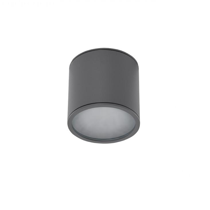 Spot aplicat pentru exterior IP65 ALIX GR, Plafoniere exterior⭐ lampi de iluminat exterior rustice, clasice, moderne pentru terasa casa.✅Design cu LED decorativ 2021!❤️Promotii online❗ Magazin➽www.evalight.ro. Alege oferte la corpuri de iluminat exterior rezistente la apa, tip aplice si spoturi aplicate pt tavan sau perete, solare cu senzori de miscare, metalice, abajur din sticla cu decor ornamental, ieftine si de lux, calitate deosebita la cel mai bun pret. a