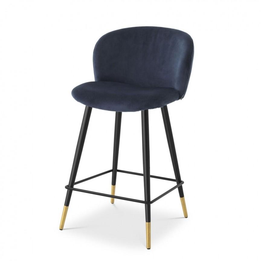 Scaun de bar design elegant LUX Counter Stool Volante, albastru 115739 HZ, Scaune de bar inalte⭐ modele moderne reglabile pe inaltime din lemn sau metal pentru bar bucatarie, mese cafenea.❤️Promotii scaune de bar❗ Intra si vezi poze ➽ www.evalight.ro. ➽ sursa ta de inspiratie online❗ ✅Design de lux original premium actual Top 2020❗ Alege scaunele de bar potrivite pt pult casa si mobilier dining si restaurant HoReCa, stil vintage (retro si industriale), tip taburete, rotative, rezistente, cu sejut din plastic sau tapitate cu catifea, piele naturala (ecologica), din material textil, cu spatar si brate, picioare lemn, metalice cu rotile, pivotante cu piston, cu roti, pliabile, intra ➽vezi oferte si reduceri cu vanzare rapida din stoc, ieftine si de calitate deosebita la cel mai bun pret. a