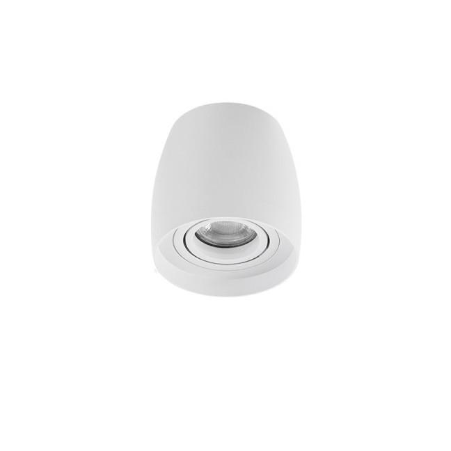Spot aplicat tavan/plafon ROTONDO alb, Cele mai noi produse 2021 a