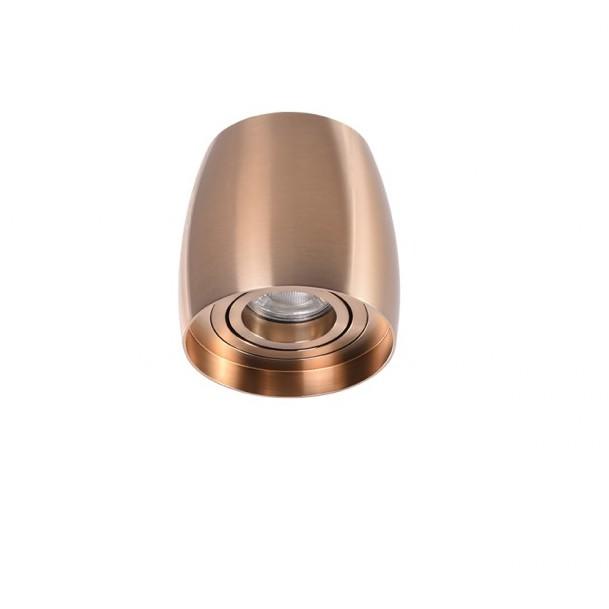 Spot aplicat tavan/plafon ROTONDO bronz, Cele mai noi produse 2021 a