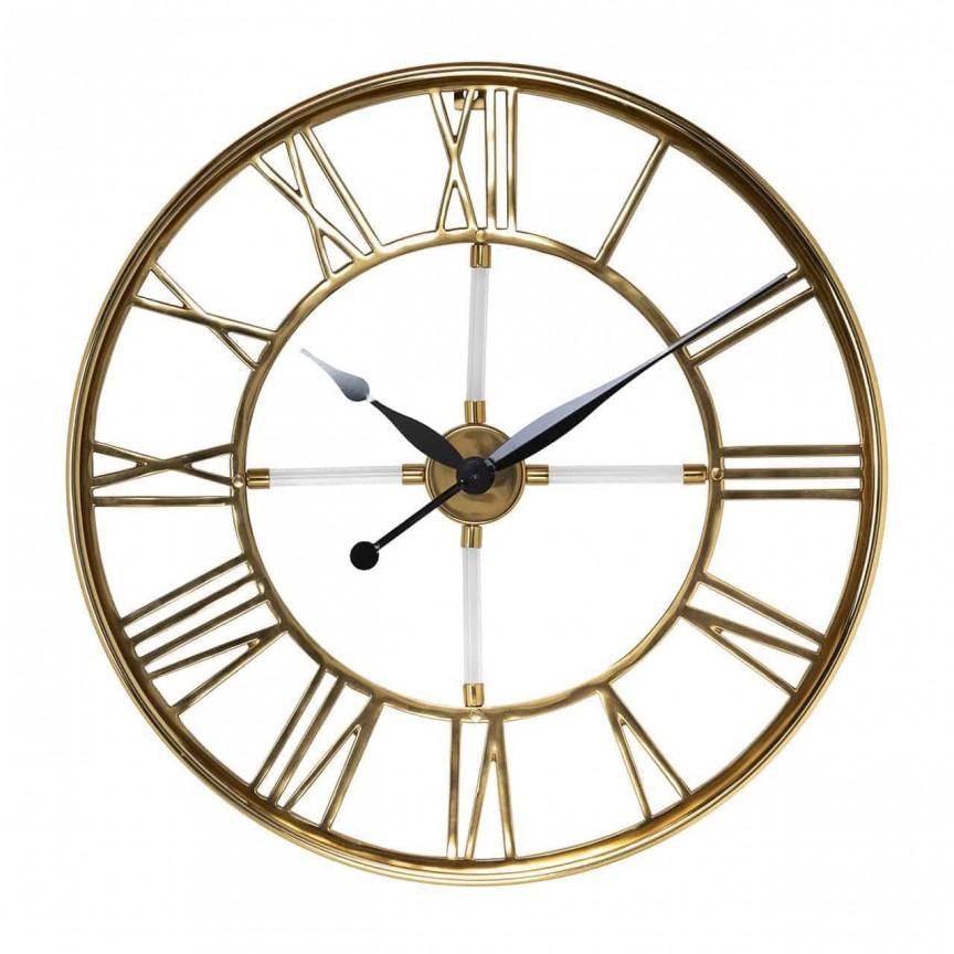 Ceas de perete design decorativ Bryson diametru 60cm, Cele mai noi produse 2021 a