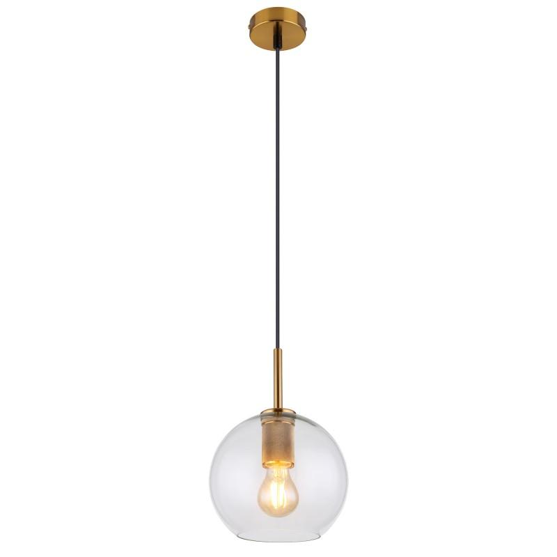 Pendul design modern, diametru 20cm, ADARA 15462H GL, Cele mai noi produse 2021 a
