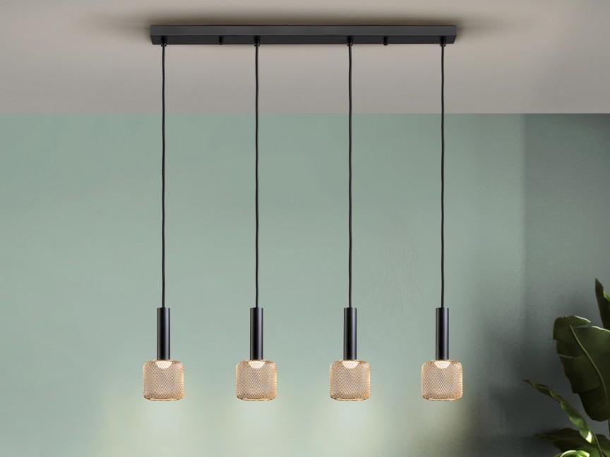 Lustra LED suspendata design modern Sincro 4L, Cele mai noi produse 2021 a