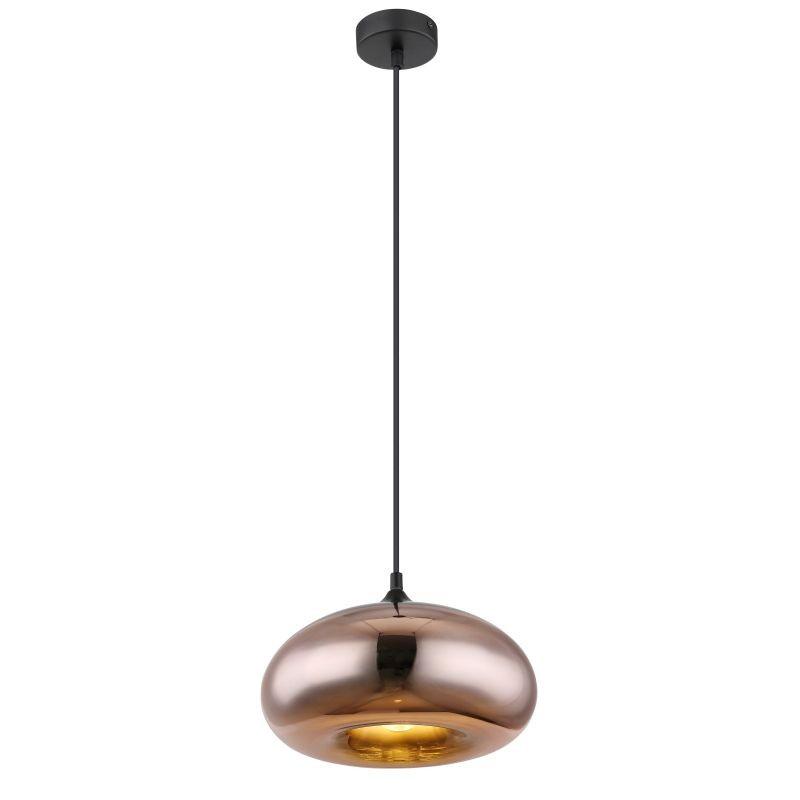 Pendul design modern Selly cupru 15571HC GL, Cele mai noi produse 2021 a