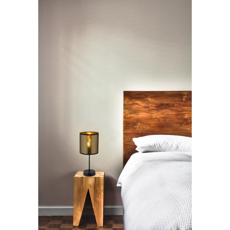 Veioza, lampa de masa design modern NUGGY auriu 15583T GL, Cele mai noi produse 2021 a