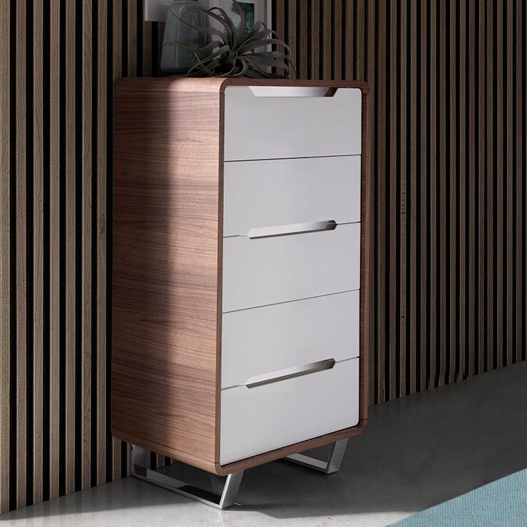 Dulapior cu 5 sertare design elegant Bonni, Cele mai noi produse 2021 a
