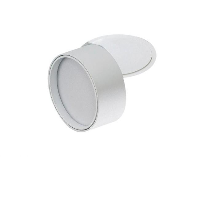 Spot LED incastrat directionabil de tavan/plafon MONA 12W 3000K alb, Cele mai noi produse 2021 a
