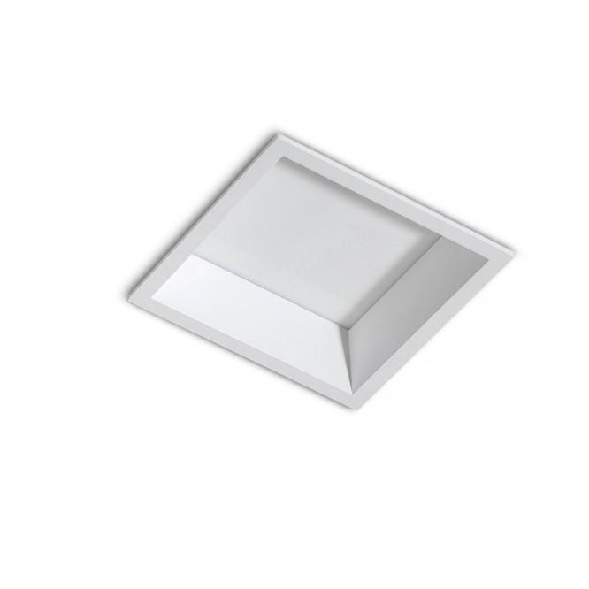 Spot LED incastrabil tavan/plafon AIDA SQUARE 16W alb, Cele mai noi produse 2021 a